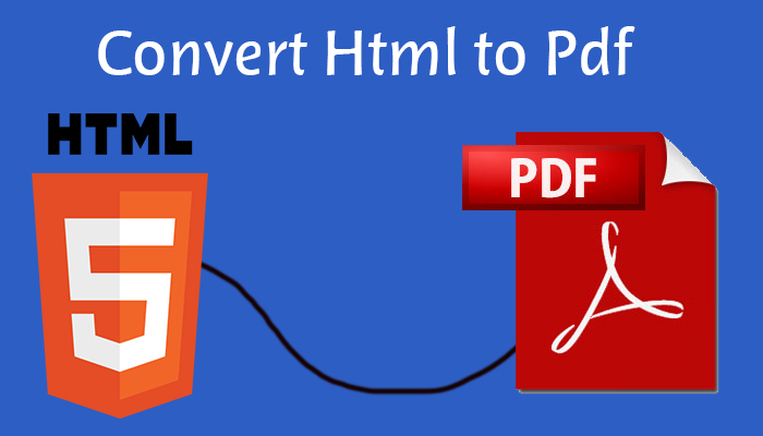 Convert HTML to PDF in PHP