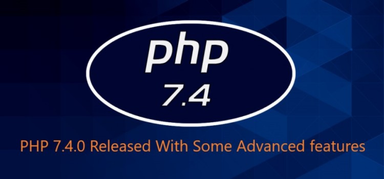 PHP 7.4 Top 5 advanced features
