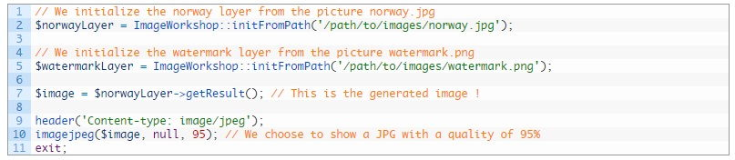 PHP Image Library